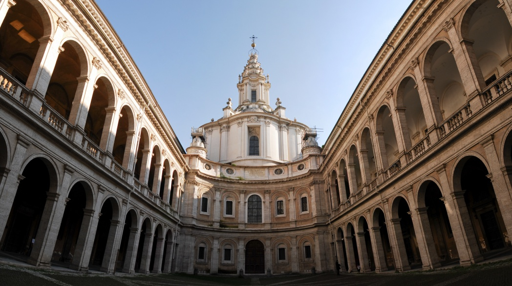 Courtyard_of_SantIvo_alla_Sapienza_Church_Piazza_Navona_Rome_Italy.jpg