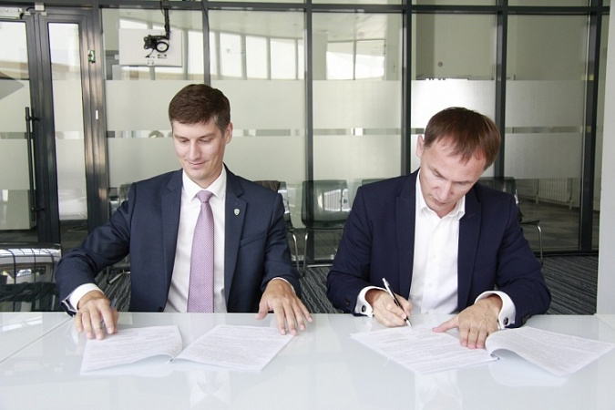 Innopolis University starts cooperating with the Cluster Development Centre of Ulyanovsk Region
