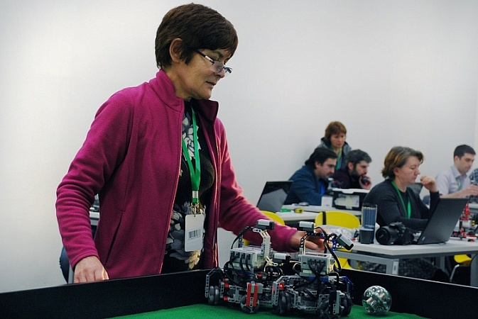 Advanced Training on Robotics at Innopolis University: 4 new training areas