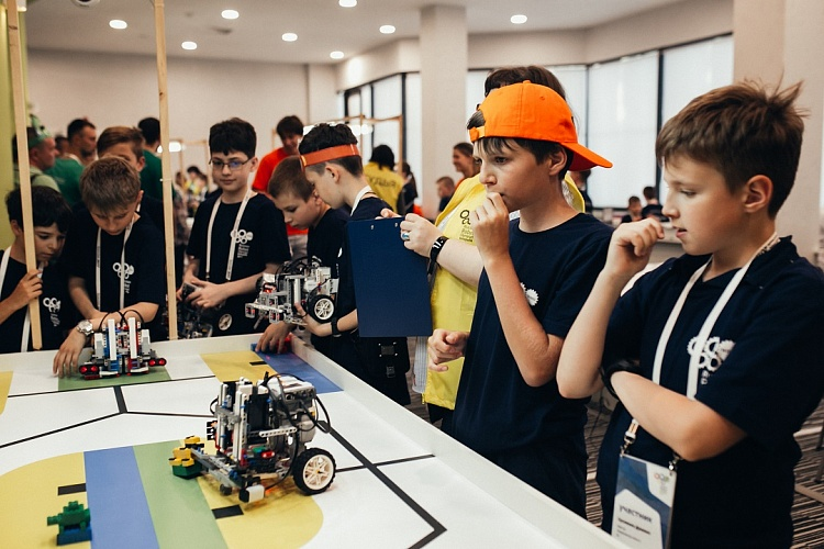 New rules of the Russian Robot Olympiad and WRO 2018