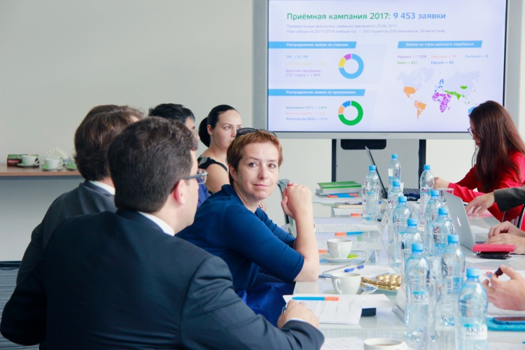 VTB and the IT University discuss cooperation on fintech projects