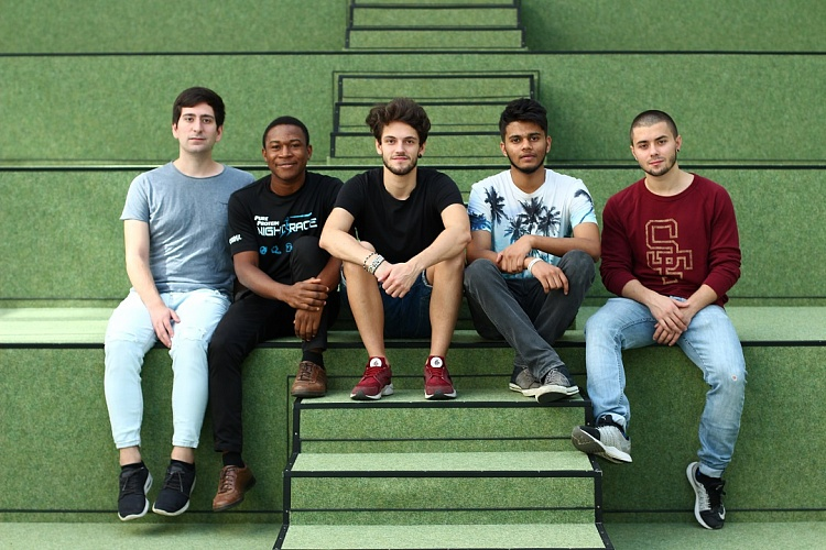 9 students from France, Italy, Ghana and India finished research internship at Innopolis University