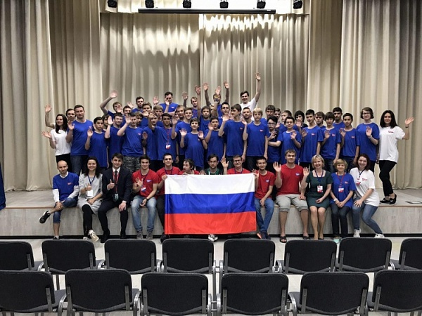 Innopolis University formed a Russian national team junior to take part in the International  Tournament in Informatics in Bulgaria