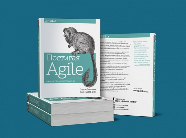 "Innopolis University and ""Mann, Ivanov and Ferber"" released Learning Agile"
